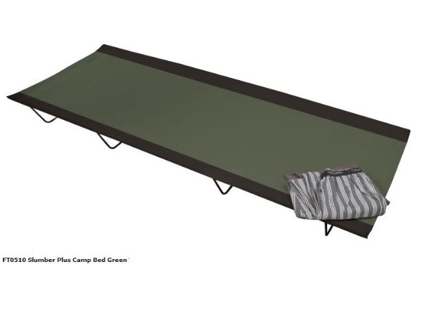 View Kampa Slumber Plus Camp Bed